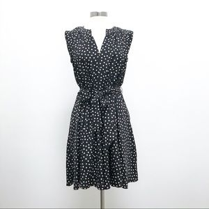 Coldwater Creek Polka Dot Dress